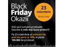Black Friday Okazii, reduceri de pana la 70%