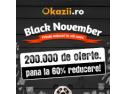 programul de afiliere okazii. Black November la Okazii.ro: peste 200.000 de produse cu reduceri de pret