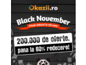 black friday okazii. Black November la Okazii.ro: peste 200.000 de produse cu reduceri de pret