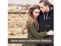 Mircrosite Fashion&Beauty Okazii.ro
