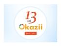 13 mai. Okazii.ro sărbătoreşte 13 ani de activitate