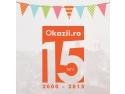 www okazii ro. Okazii.ro sărbătoreşte 15 ani de activitate