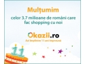 Okazii.ro 11 ani in Romania
