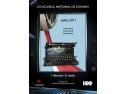 316 scenarii inscrise la editia a XI-a a Concursului National de Scenarii organizat de HBO Romania