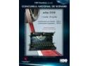 """HBO România anunţă JURIUL """"Concursului National de Scenarii"""" editia 2008"""