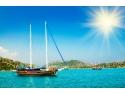 charter rhodos. Litoral Turcia 2012