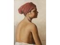 Petru Bulgaras (1885-1939) - Profil de femeie