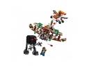 Jucarie Ambuscada creativa (70812) , noua colectie LEGO Movie