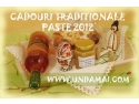 targ traditional 2013. CADOURI CORPORATE pentru un PASTE TRADITIONAL