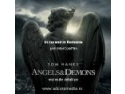 Studioul Cinematografic Sahia. Superproductia cinematografica ANGELS & DEMONS vine in Romania