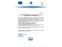 """ANUNT DEMARARE PROIECT """"Granturi pentru capital de lucru acordate IMM-urilor"""" SC GENTLAB SRL andrei serban"""