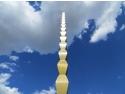 """""""Coloana Infinită"""" sau""""Coloana fără de sfârșit"""", în denumirea originală, parte a trilogiei Ansamblului Monumental din Târgu Jiu, concepută și executată de sculptorul roman Contantin Brâncuși.  Acesta poate fi considerată un  minunat simbol al spiritului KAIZEN în permanentă  aspirație spre desăvârșire."""