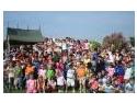 flashmob-ul copiilor. 1 Iunie - Impreună de ziua copiilor
