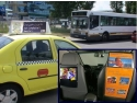 publicitate taxi. publicitate pe taxi, publicitate in taxi
