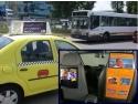 taxi. publicitate pe taxi, publicitate in taxi