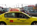 publicitate pe taxi. Reclama pe caseta luminoasa