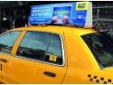 calitatea spatiului medical. Publicitate neconventionala pe taxi - Evia Media