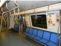 evia media. Colantare garnitura metrou