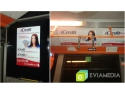 Publicitate in interiorul autobuzelor RATB _ EviaMedia