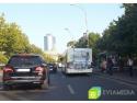 autobuze. Publicitate pe RATB - campanie Meli Melo