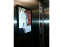 EVIA ME. Publicitate in lift - Pineberry