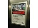 Publicitate in lift in cladiri de birouri