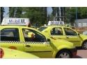 client de taxi. Publicitate pe taxi