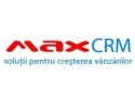 cresterea vanzarilor. maxCRM - solutii pentru cresterea vanzarilor