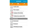 institutie de plata. Auto.ro lanseaza facilitatea de plata a rovinietei direct din aplicatia de mobil