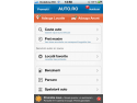 Auto ro . Auto.ro lanseaza aplicatia pentru iPhone  necesara oricarui sofer din Romania