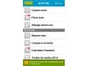 Aplicatia Auto.ro