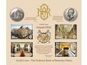 Arhitectura Băncii Naţionale a României  pe mărcile poştale româneşti