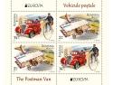 De la poștalion la avion – tradiție și modernitate în istoria vehiculelor poștale