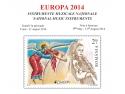 timbru. Deschiderea secţiunii de votare pentru concursul EUROPA 2014