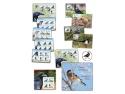 produs filatelic. Din seria curiozităților filatelice: timbrele românești și păsările inteligente
