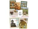 icoana maicii indurerate. Elemente din tradiția creștină ilustrate pe mărcile poștale românești - Anul omagial al misiunii parohiei și mănăstirii azi -
