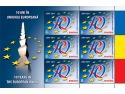 Emisiune filatelică aniversară:10 ani de la intrarea României în Uniunea Europeană
