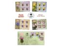 timbre cu turnul ceasului. Flori cu spini ilustrate pe timbrele românești