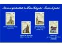 biserici. Cele patru mărci poștale ale emisiunii