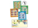 Jocurile copilăriei noastre, amintiri pe timbrele românești  benzi de alergat