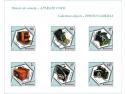 """acumulatori aparate foto. Cele 6 mărci poştale ale emisiunii """"Obiecte de colecție – Aparate foto"""""""