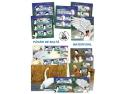 Păsările de baltă călătoresc în lumea timbrelor