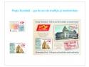 Cele două timbre şi coliţa emisiunii