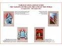 religie și știință. Premieră în filatelia românească – Tablele Legii, Legile Lumii
