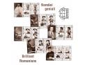 Români geniali ilustrați pe mărcile poștale