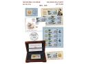 colita dantelata. Timbrele și monedele, purtătoare de sensuri şi simboluri, istorie şi cultură - 145 de ani de istorie a monedei naţionale
