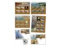 timbre. Timbrul românesc te invită să admiri peisaje marine în pictură