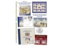 catedrala catolica. Timbrul sărbătoreşte 130 de ani de la recunoaşterea autocefaliei Bisericii Ortodoxe Române