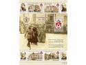 centenarul marii uniri. Un secol de istorie aniversat prin timbrul românesc: Iaşi, oraş al Marii Uniri