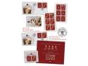 timbre. Un secol și jumătate de la fondarea Dinastiei Regale Române sărbătorit prin marca poștală națională
